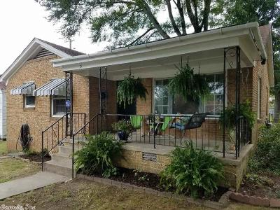 North Little Rock Single Family Home For Sale: 3 Longview