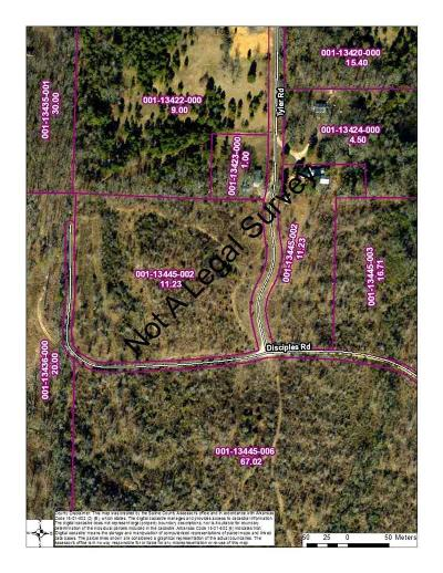 Owensville AR Residential Lots & Land New Listing: $100,000