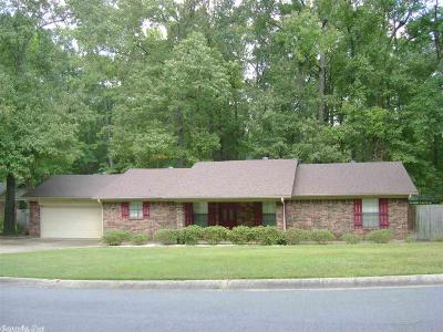 Bryant Single Family Home New Listing: 15 Eastwood Drive