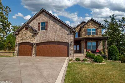 Maumelle Single Family Home Back On Market: 113 Crestview Drive
