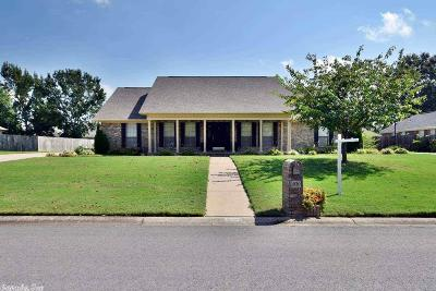 Conway AR Single Family Home New Listing: $299,900