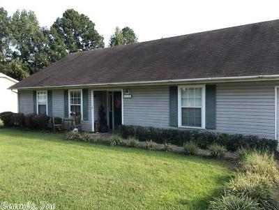 Monticello AR Single Family Home For Sale: $157,000