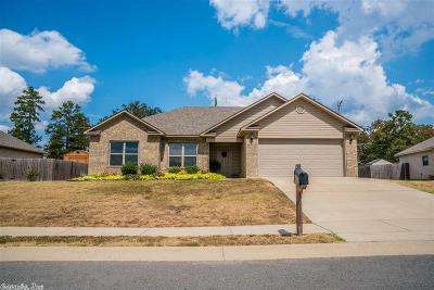 Hot Springs AR Single Family Home New Listing: $156,910
