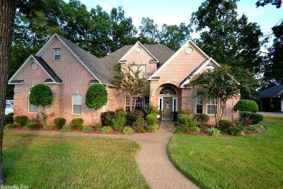 Maumelle Single Family Home New Listing: 105 Osage Drive