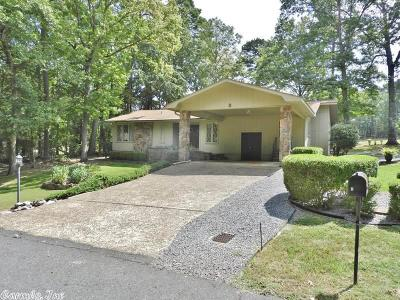 Hot Springs Village Single Family Home New Listing: 8 Palacio Circle