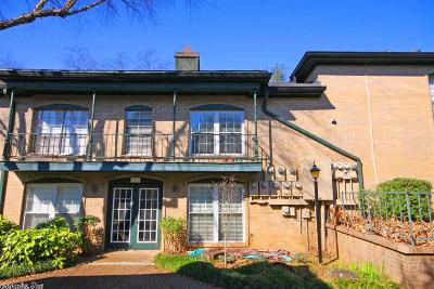 Little Rock Condo/Townhouse New Listing: 1601 N Bryant Street #Unit # 1