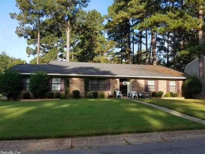 Little Rock Single Family Home New Listing: 10610 Facts Court