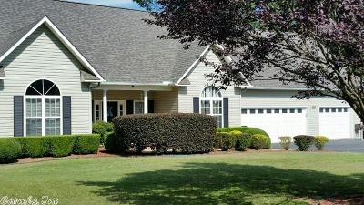 Hot Springs Single Family Home New Listing: 111 Live Oak Drive
