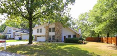 Maumelle Single Family Home New Listing: 1 Weatherwood Lane