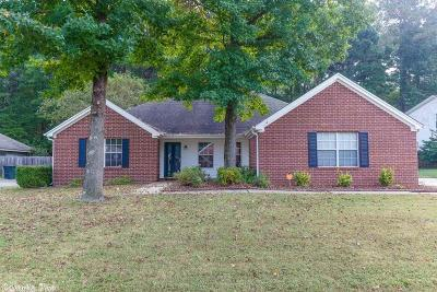 Bryant Single Family Home New Listing: 1306 Miller Place Drive