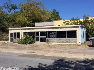 Hot Springs AR Commercial New Listing: $125,000