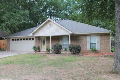 Conway AR Single Family Home New Listing: $189,000