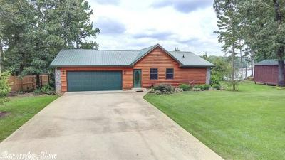 Garland County Single Family Home New Listing: 120 Redmond Lane