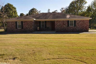 North Little Rock Single Family Home New Listing: 724 Dortch Loop