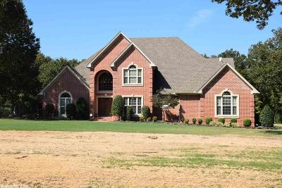 Searcy AR Single Family Home For Sale: $447,695