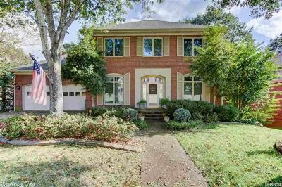 Hot Springs Single Family Home New Listing: 117 St. Charles Circle