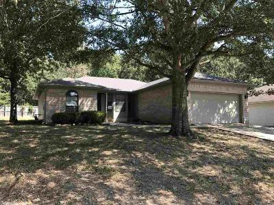 Jacksonville Single Family Home New Listing: 19 Deer Creek