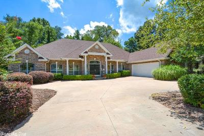 Maumelle Single Family Home New Listing: 139 Cherokee Drive