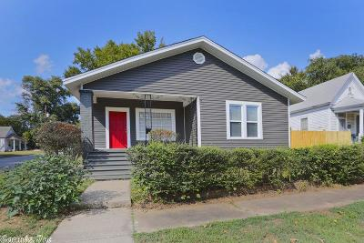 Little Rock Single Family Home New Listing: 2516 W 6th Street