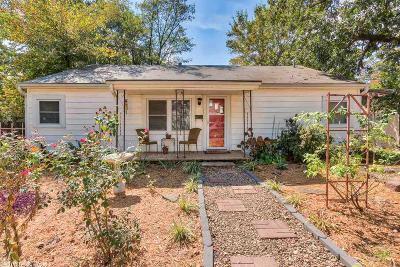 Little Rock Single Family Home New Listing: 7211 Missouri Avenue