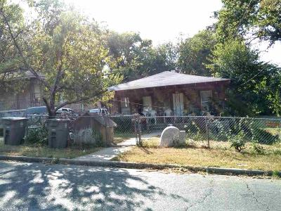 Hot Springs Single Family Home For Sale: 212 & 214 Virginia & 207 E St Louis