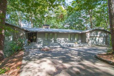 Single Family Home For Sale: 5152 Nob Hill Road