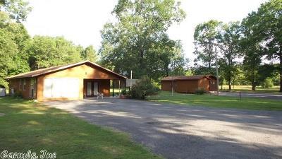 Bald Knob Single Family Home For Sale: 530 Hurricane Lake