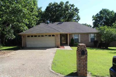 Maumelle Single Family Home Price Change: 109 Detonti Drive