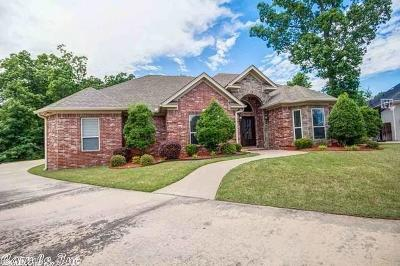 Maumelle Single Family Home Under Contract: 13 River Valley Court