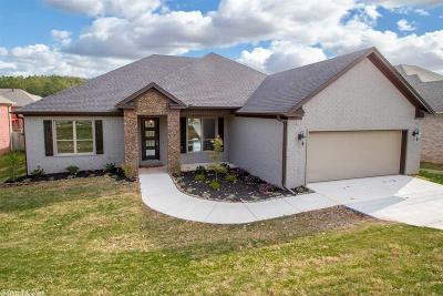 Maumelle Single Family Home For Sale: 208 Summit Valley Circle