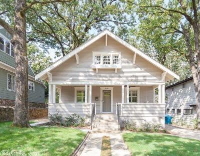 Single Family Home For Sale: 906 N Martin Street