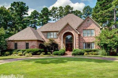 Little Rock Single Family Home For Sale: 62 Chenal Circle