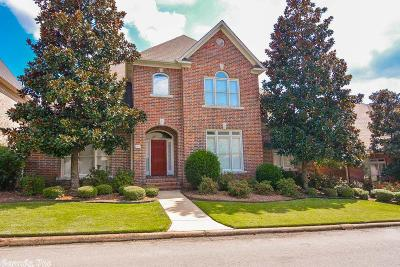 Chenal, Chenal Downs, Chenal Ridge, Chenal Valley, Chenal Valley Epernay, Chenal Valley The Oaks, Chenal Woods Single Family Home For Sale: 107 Falata Circle