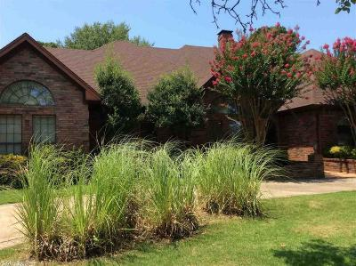 Maumelle Single Family Home For Sale: 3 Club Manor
