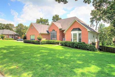 North Little Rock Single Family Home For Sale: 2412 Crown Court