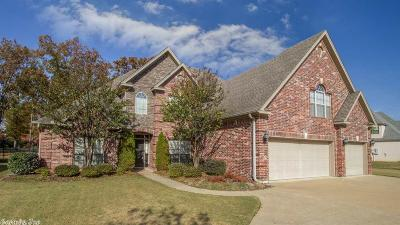 Maumelle Single Family Home For Sale: 125 Marseille Drive