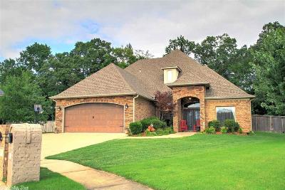 Benton Single Family Home For Sale: 5547 Atlantic Cove