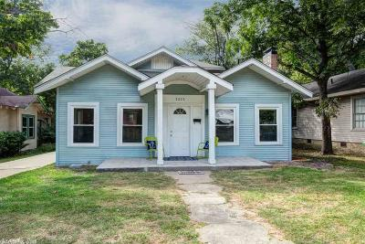 Single Family Home For Sale: 2222 N University Avenue