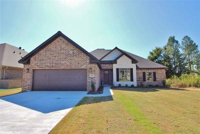Bryant Single Family Home For Sale: 2501 Aberdeen