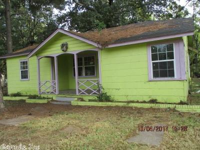 Pine Bluff Single Family Home For Sale: 1600 W 28 Avenue