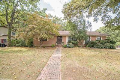 North Little Rock Single Family Home For Sale: 4305 Arlington Dr.
