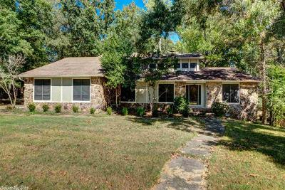 Maumelle Single Family Home For Sale: 4 Nicklaus Drive