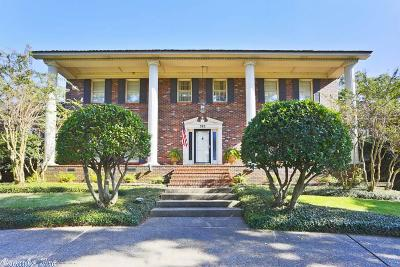 Little Rock Single Family Home For Sale: 392 Valley Club Circle