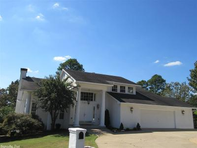 North Little Rock Single Family Home For Sale: 7001 South Point Cove