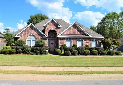 Bryant Single Family Home For Sale: 3300 Moonlighting Place