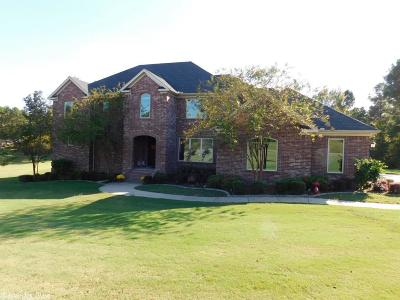 Benton Single Family Home For Sale: 521 Valley Hill Road