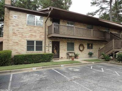 Garland County Condo/Townhouse For Sale: 125 Carl Drive #46