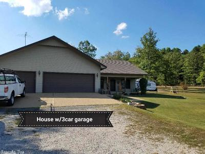 Garland County Single Family Home For Sale: 399 Little Blakely Creek Cut Off