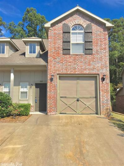 Maumelle Condo/Townhouse For Sale: 1201 Tuscany Circle