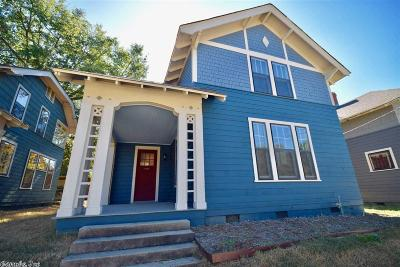 Single Family Home For Sale: 317 W Charles Bussey Avenue